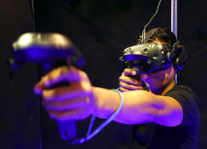 Gamble on Your Archery Skills: The Orleans Opens Virtual Zone