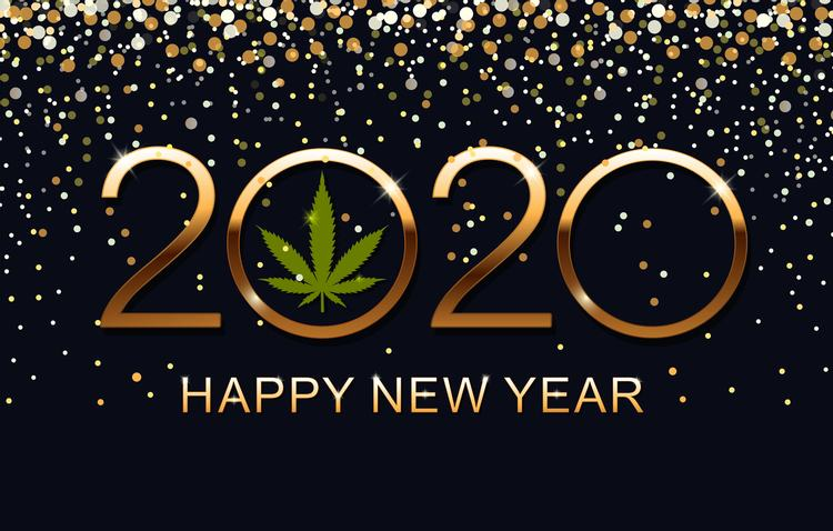 Four Ways Cannabis can Help Manifest your 2020 Resolutions