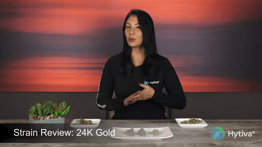 Strain Review: 24K Gold Youtube Video