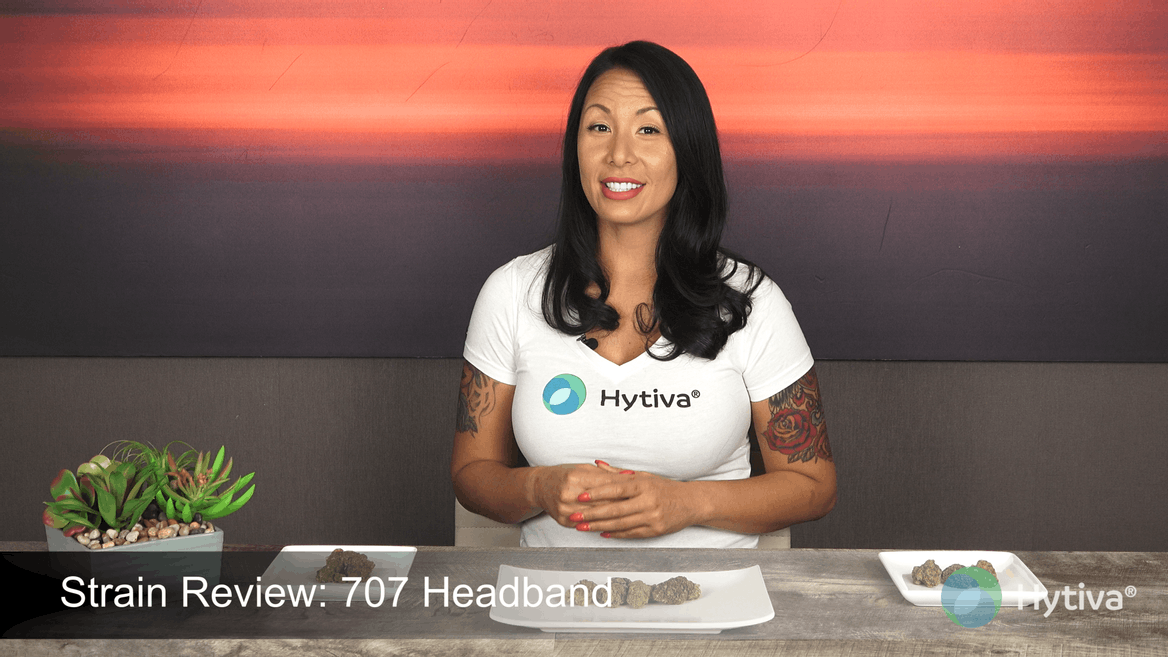 Strain review video: 707 Headband