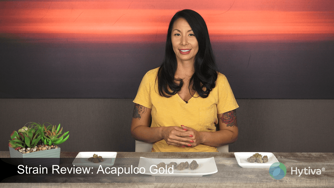 Strain review video: Acapulco Gold