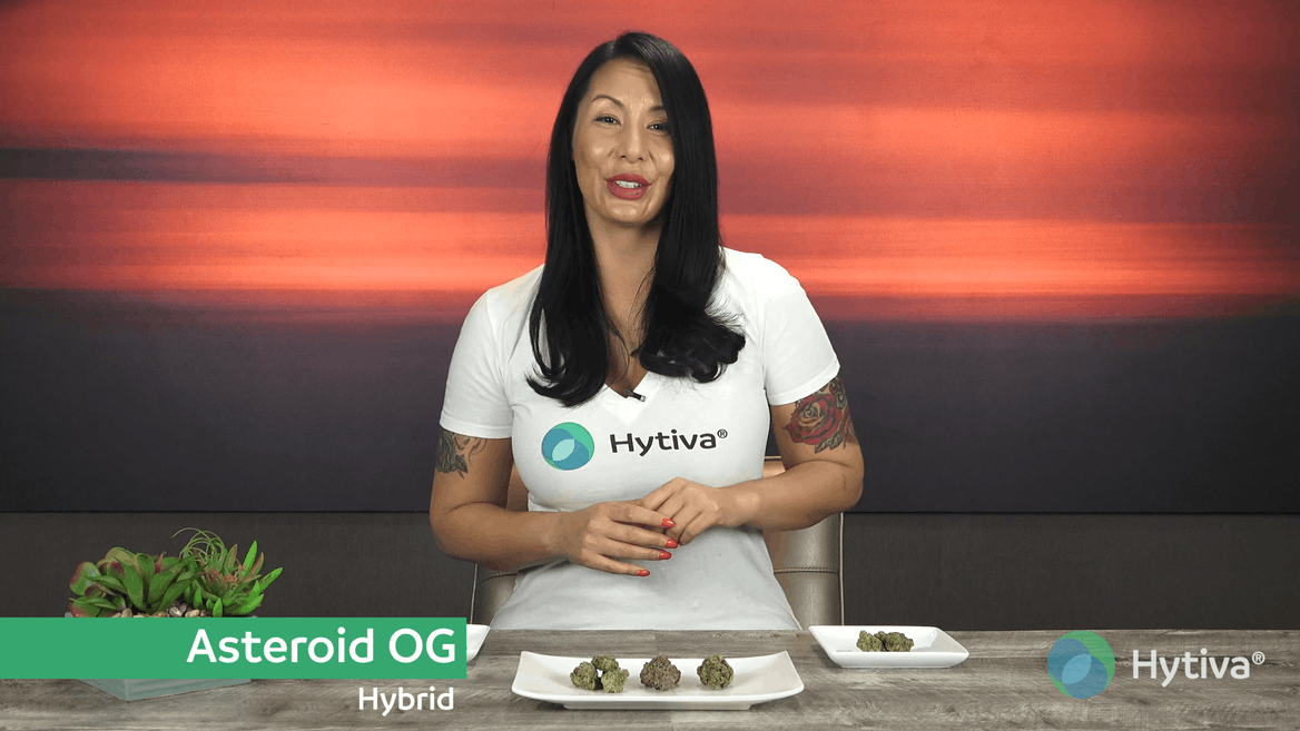 Strain review video: Asteroid OG