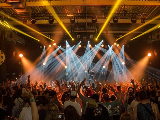 Five Strains to Try for Improving Your Concert High