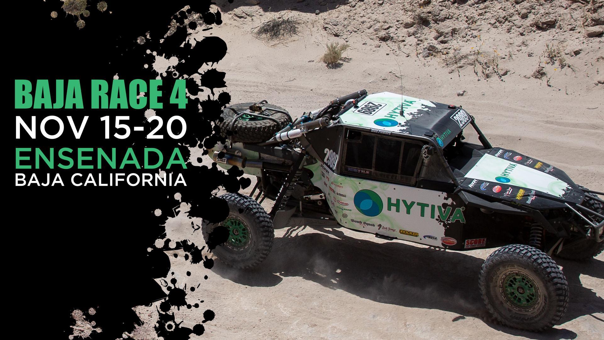 Baja Mexico Race November 2021