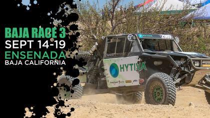 Baja Mexico Race September 2021