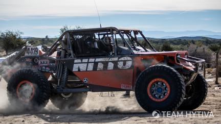 Nitto Off-Road Jeep