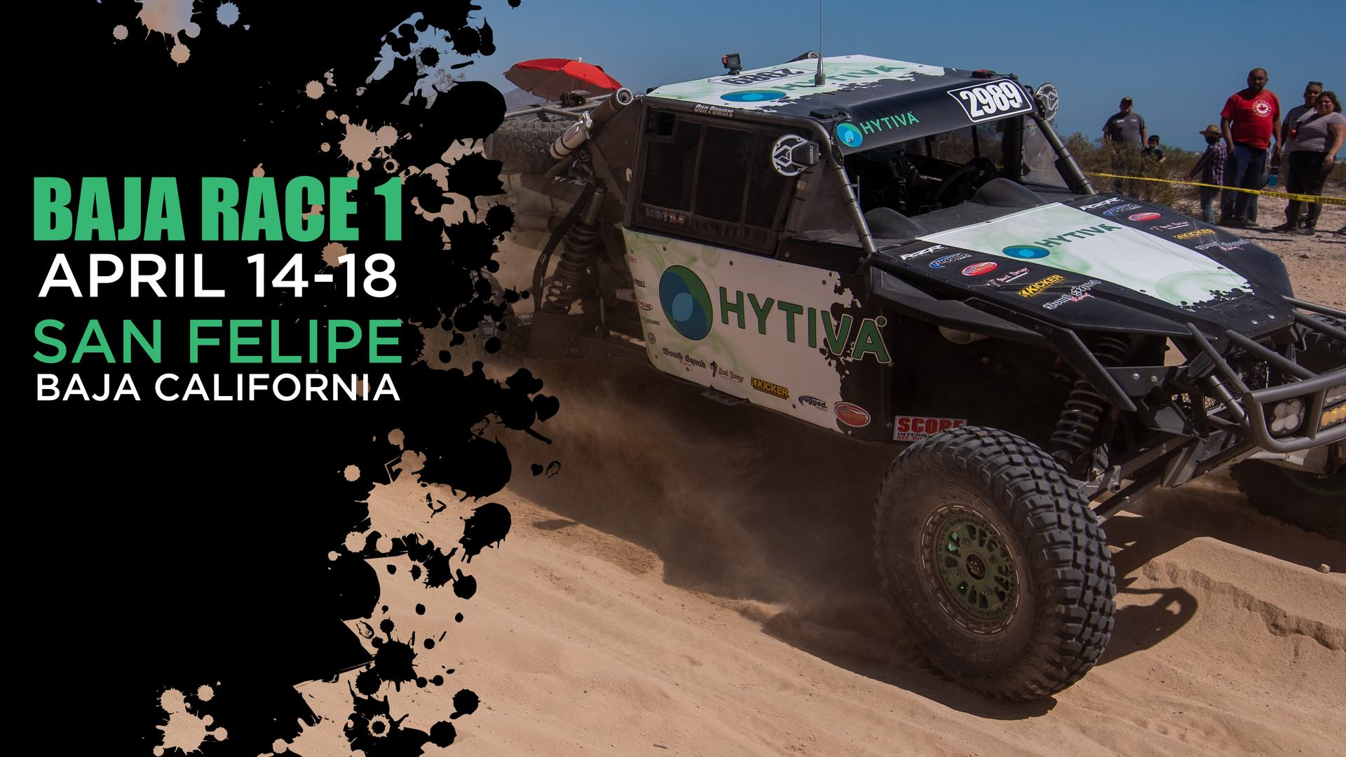 San Felipe Baja Mexico Race April 2021