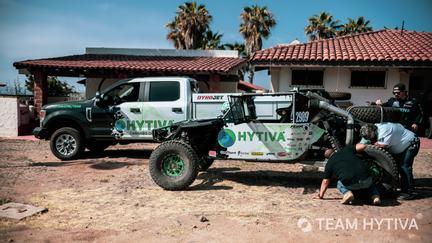 Team Hytiva® Ready for Launch