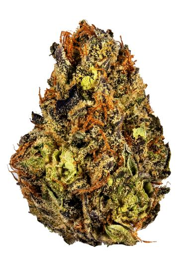 Black Flag - Indica Cannabis Strain