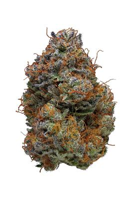 Blackberry Kush - Indica Cannabis Strain