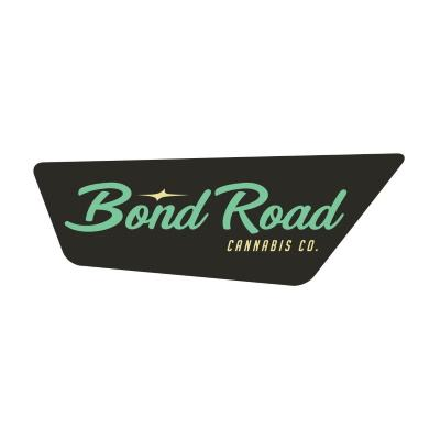 Bond Road Cannabis - Brand Logótipo