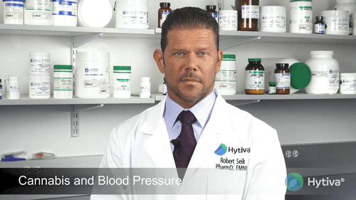 Cannabis and Blood Pressure