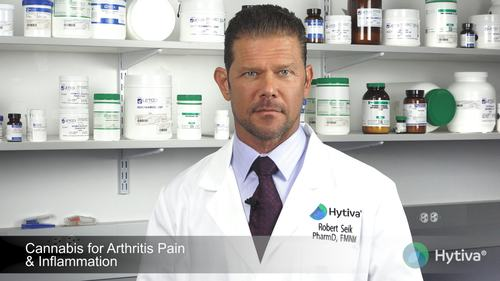 Cannabis for Arthritis Pain and Inflammation