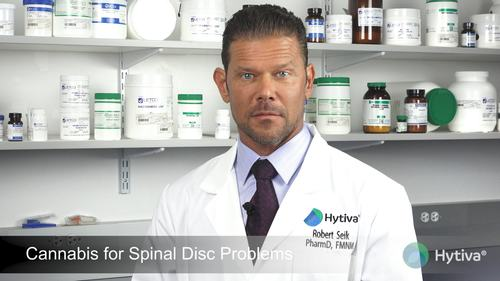 Cannabis for Spinal Disc Problems