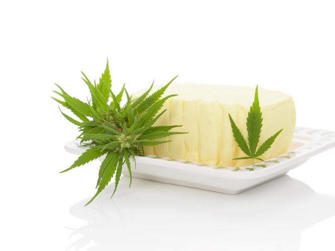 DIY: Cannabis Infused Butter