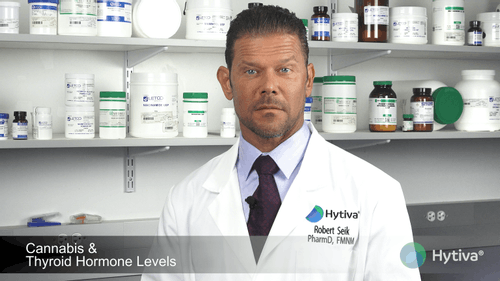 Cannabis and Thyroid Hormone Levels