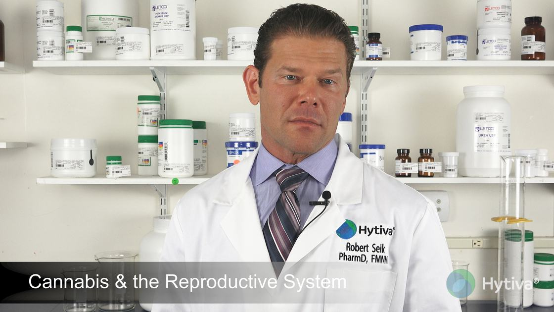 Cannabis The Reproductive System