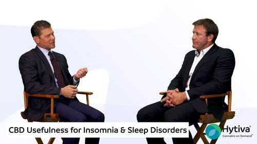 CBD for Insomnia and Sleep Disorders