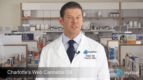 Charlotte's Web Cannabis Oil