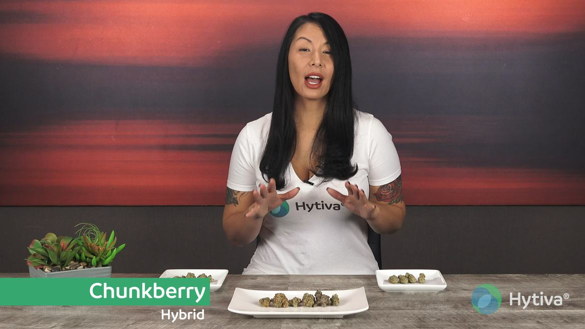 Strain review video: Chunkberry