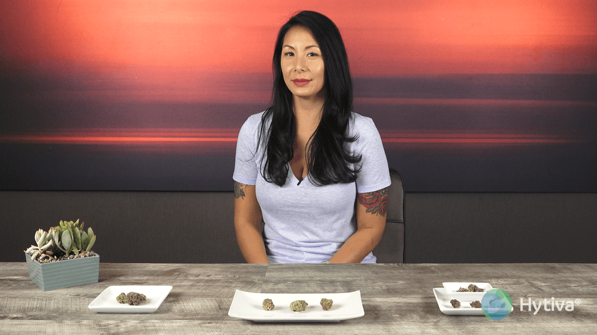 Strain review video: Diamond Dust