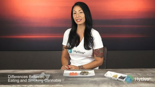 Differences Between Eating and Smoking Cannabis