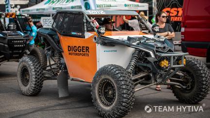 Digger Motorsports T912 UTV