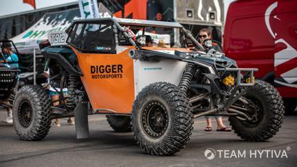 T912 Digger Motorsports Canam UTV