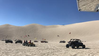 Dumont Dunes Presidents Day 2020 - Hytiva Header Graphic