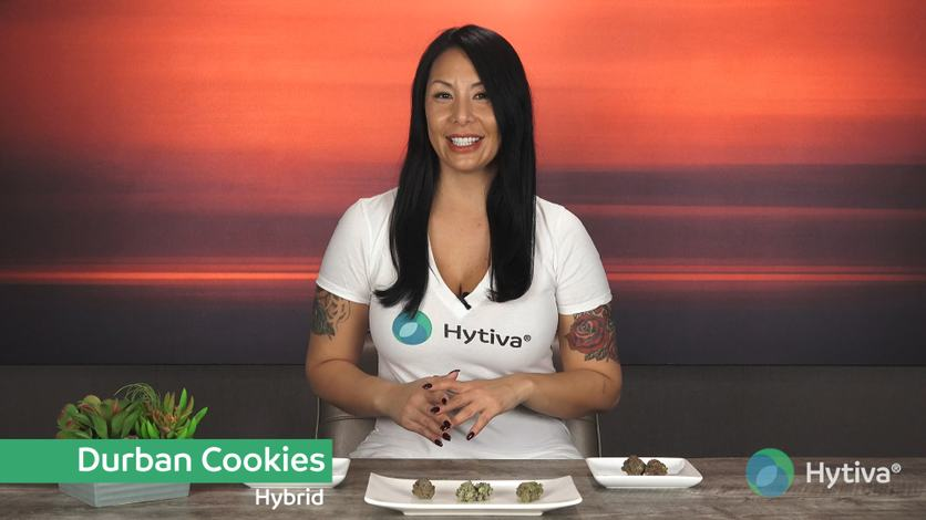 Strain Review: Durban Cookies Youtube Video