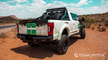 Shelby Super Baja In the NV Desert