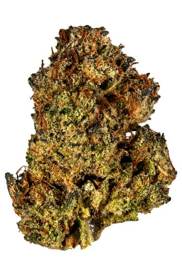 Face on Fire - Hybrid Cannabis Strain