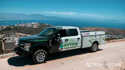 Team Hytiva® Ford F-250 at Bella Vista