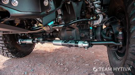 Super Baja Front Axle and Steering Stabilizer