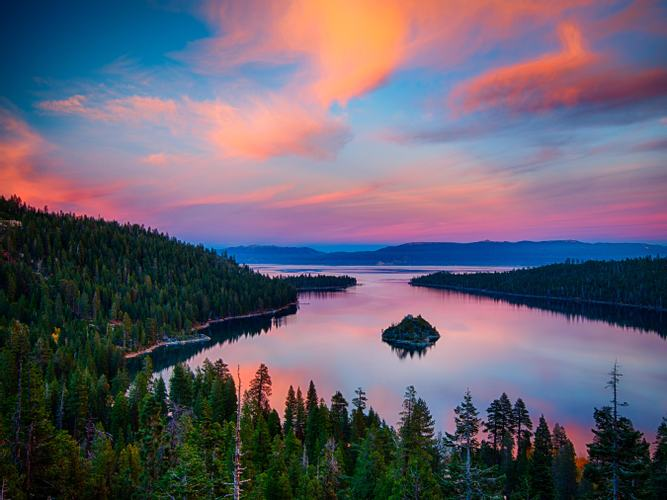Ganja on the Lake: Recreational Cannabis at Lake Tahoe