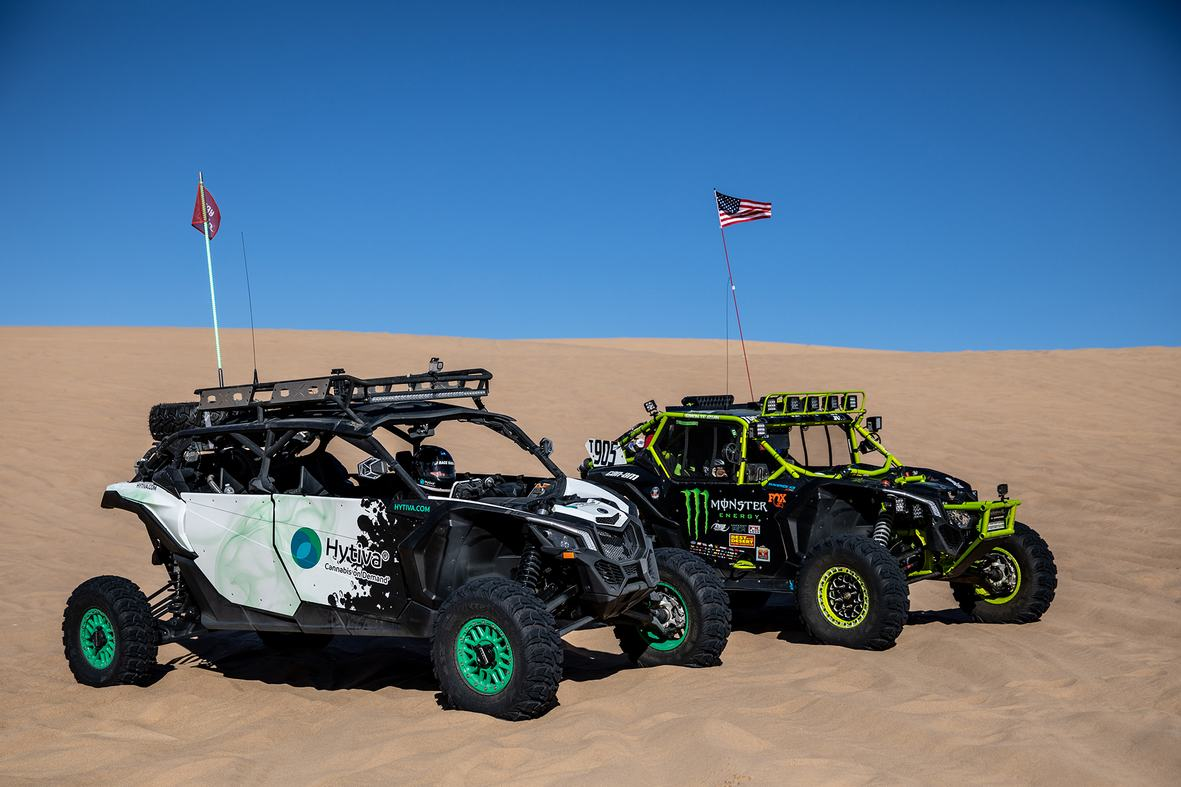 Glamis Dunes 2020 Thanksgiving Weekend - Hytiva Header Graphic