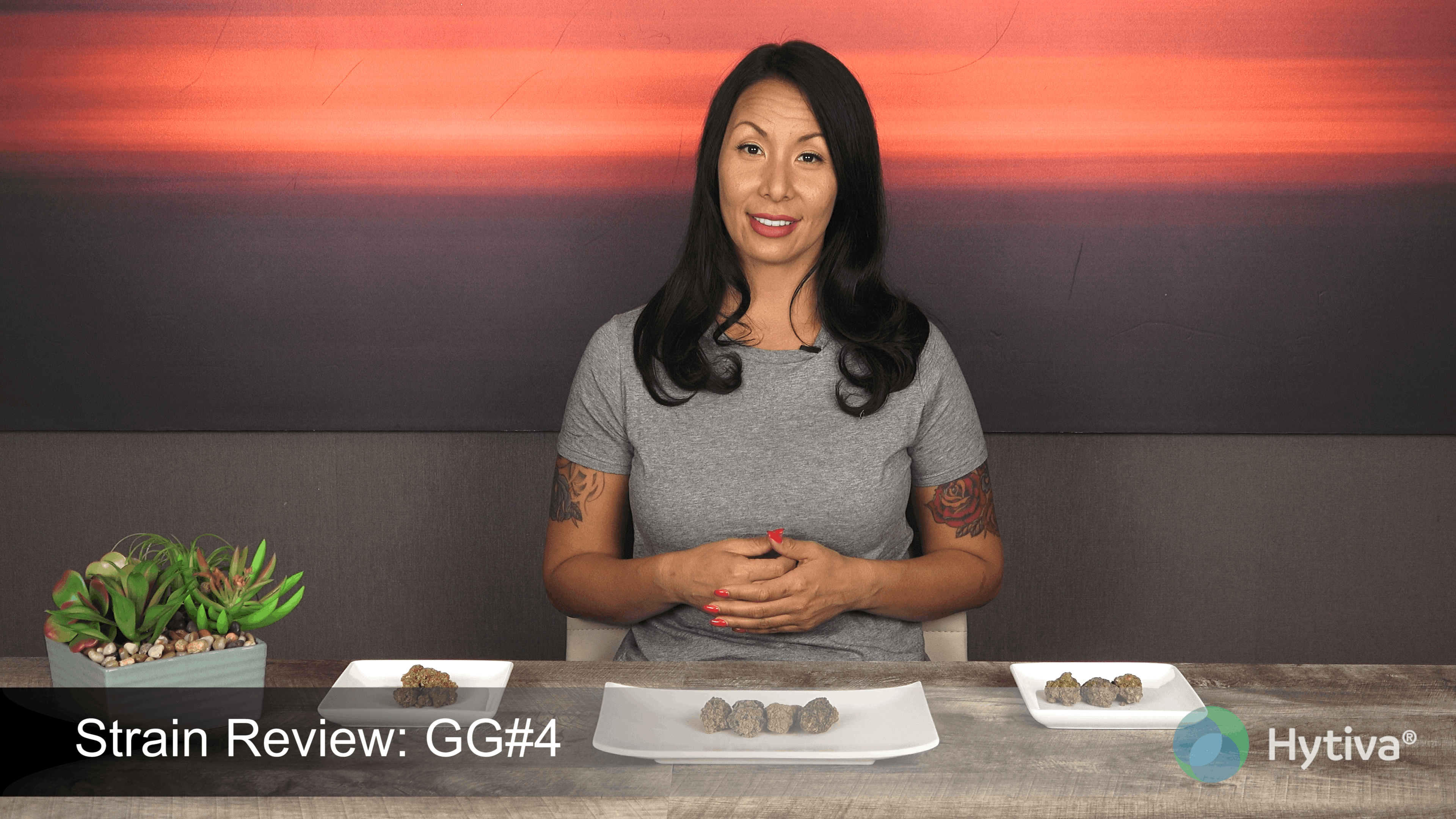 Strain Review : Gorilla Glue #4