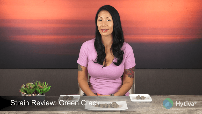 Strain Review: Green Crack Youtube Video