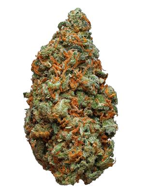 Green Crack - Sativa Cannabis Strain