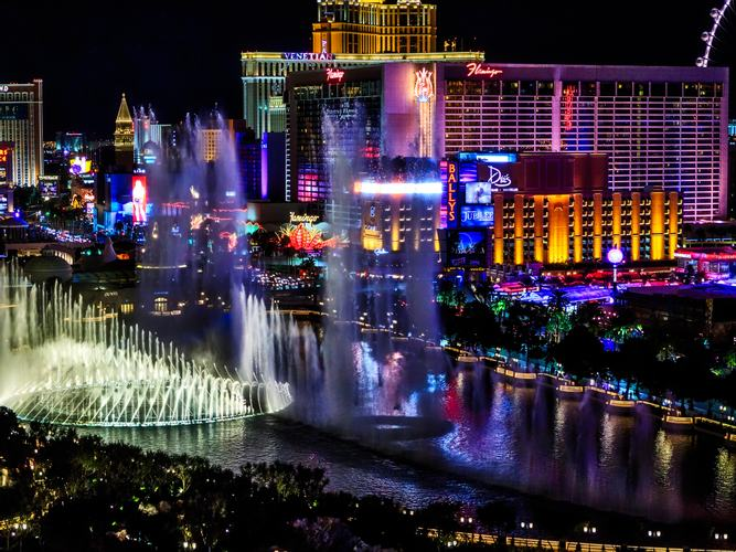 20 Things To Try While Hytened in Las Vegas