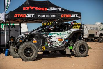 UTV World Championship - Hytiva Header Graphic