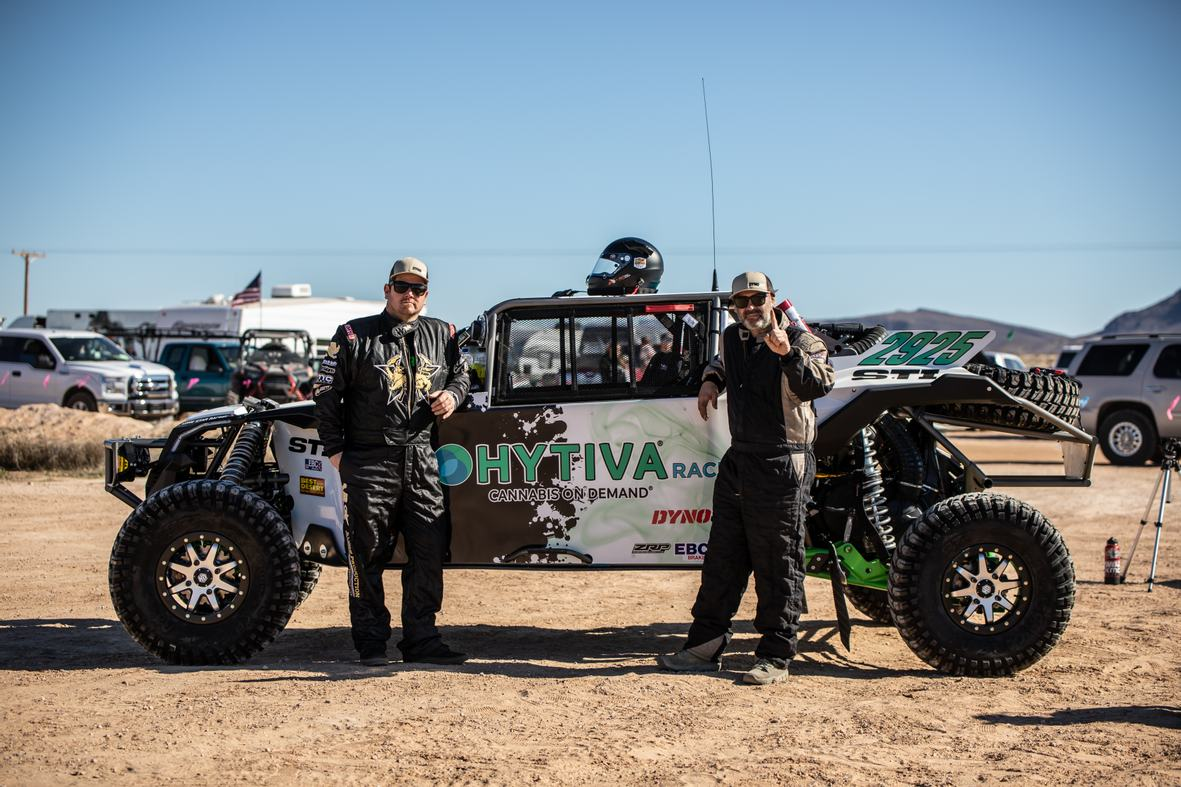 U.S. Desert Scrambles Championship - Hytiva Header Graphic