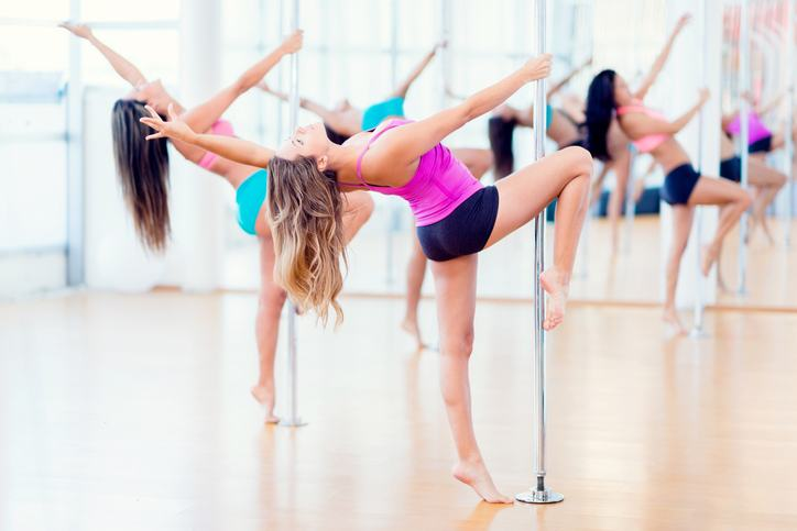 6 Reasons to Have a Pole Dancing Party in Las Vegas