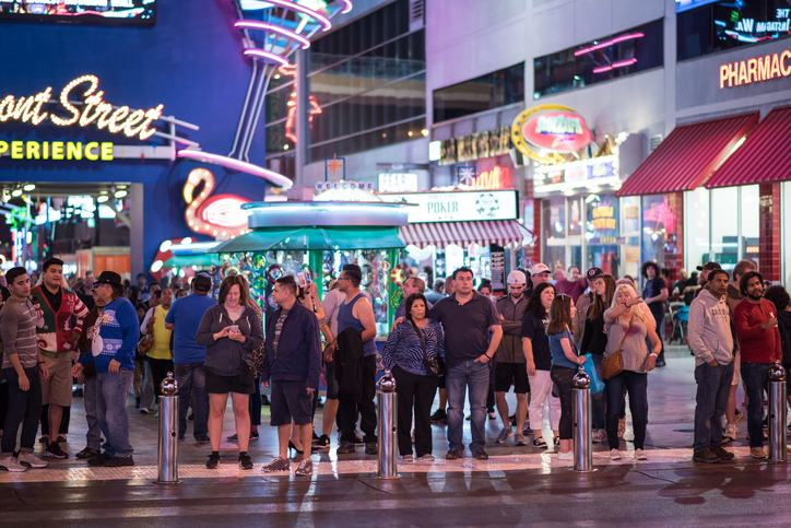 Getting to Know You: Statistics of 2017 Las Vegas Visitor Profile Study