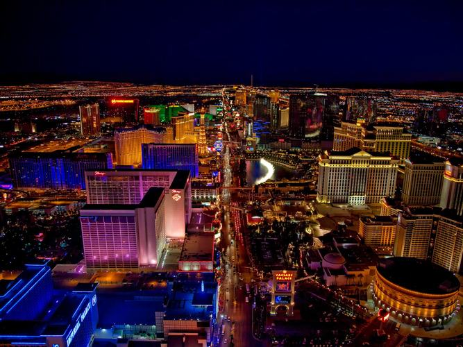 Top Things to do in Las Vegas When You're High