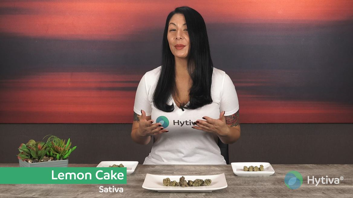 Strain review video: Lemon Cake