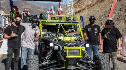 SCORE International: 2020 Baja 1000 - Hytiva Header Graphic