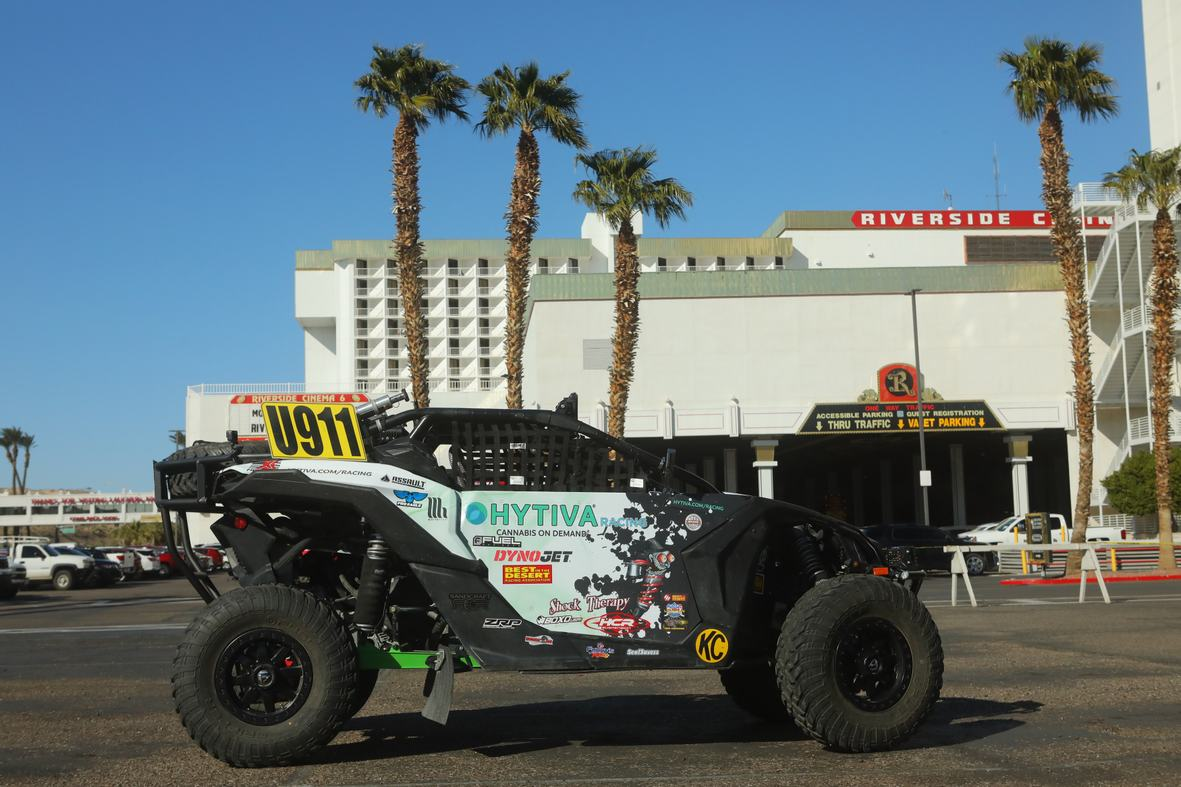 Best in the Desert: King Shocks Laughlin Desert Classic - Hytiva Header Graphic
