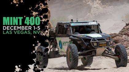 Mint 400 2021 - Hytiva Header Graphic
