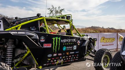 2905 Monster Energy Canam